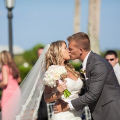 Perfect Outdoor Florida Wedding