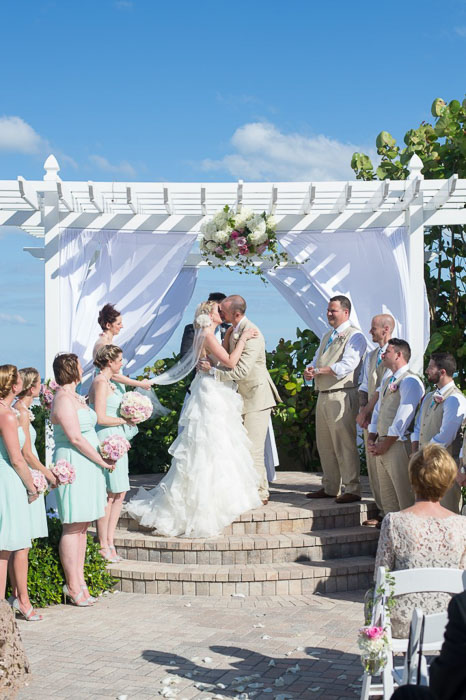 The Shores Resort And Spa Weddings Mark Dickinson