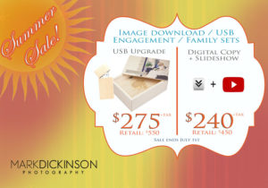 Summer Sale Mark Dickinson Photography Wedding Photographer