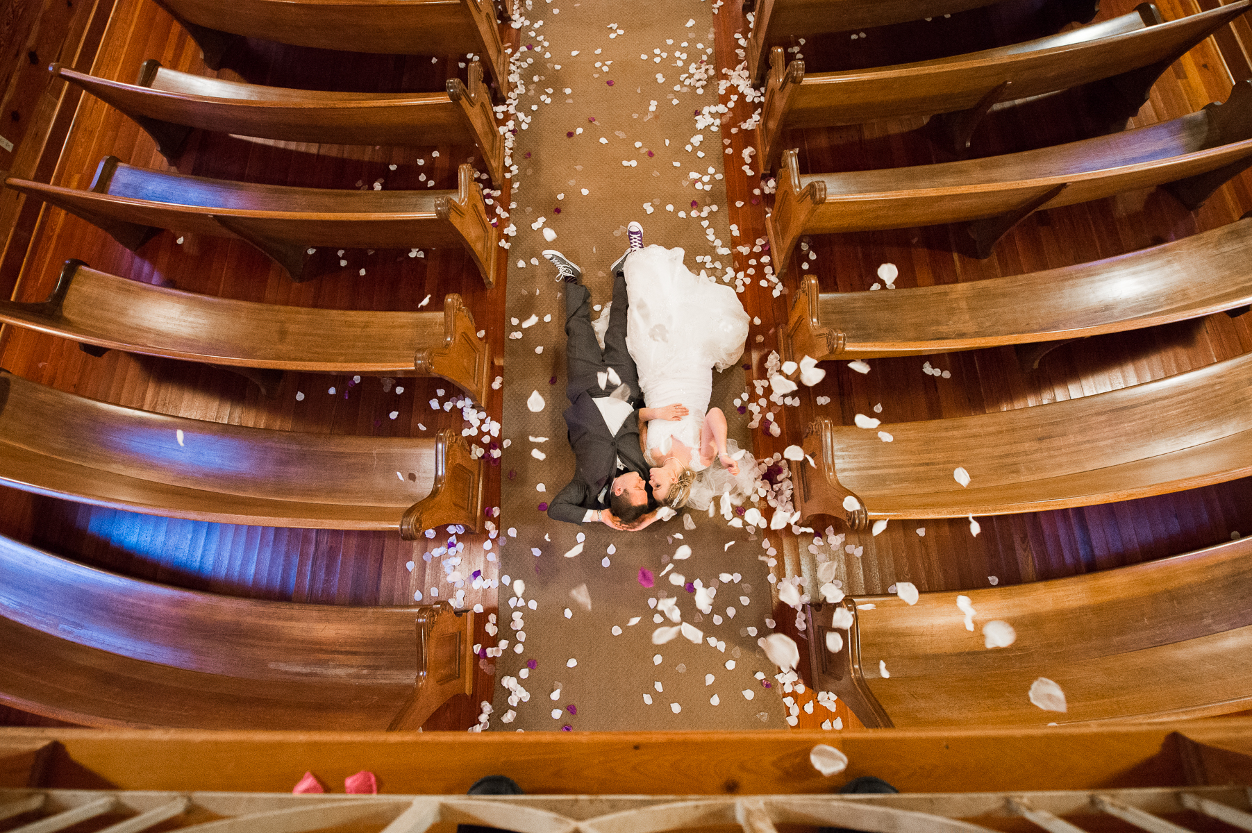 Chapel Wedding Photographer