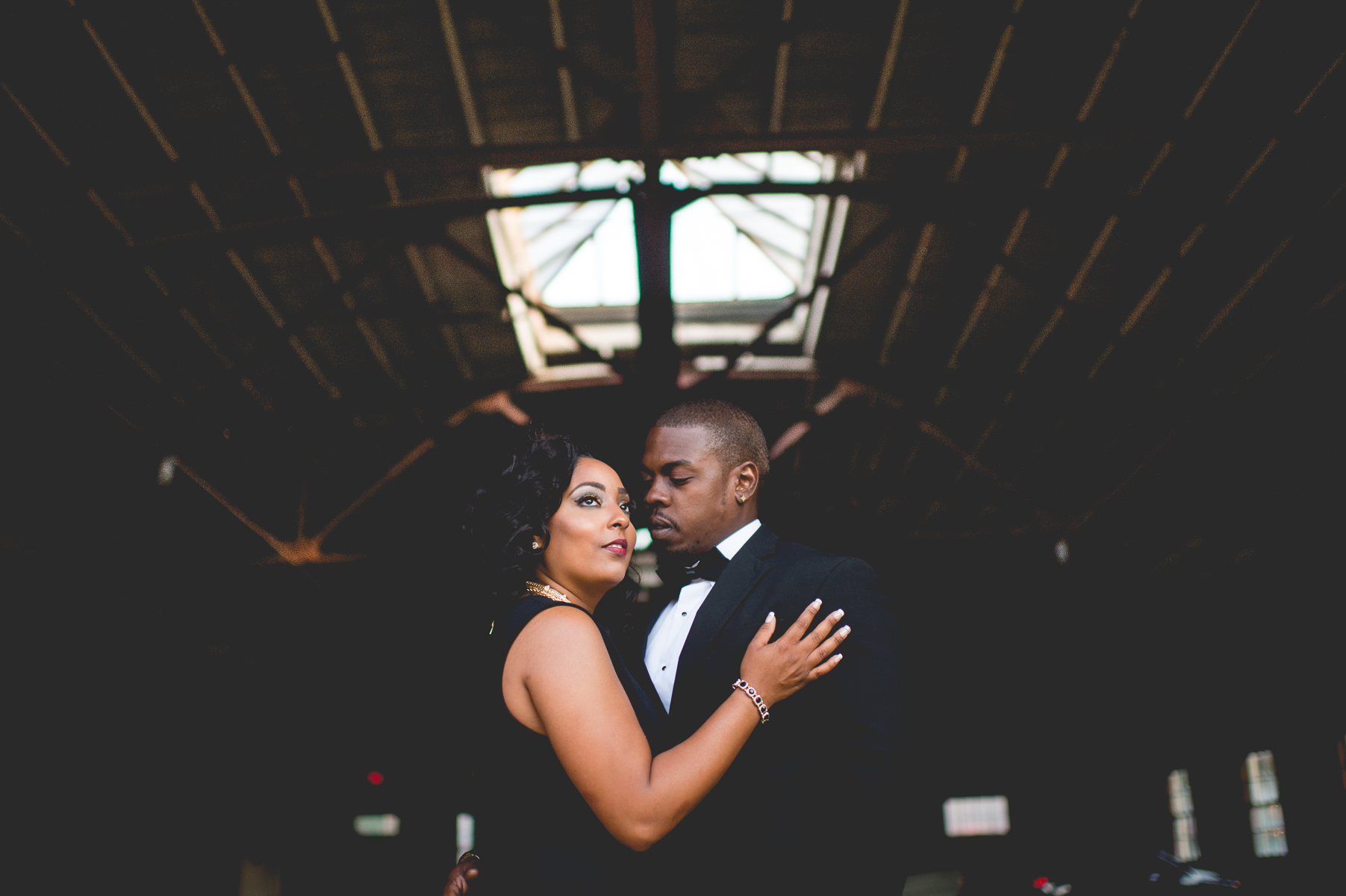 Deland Engagement Session Warehouse Mark Dickinson Photography