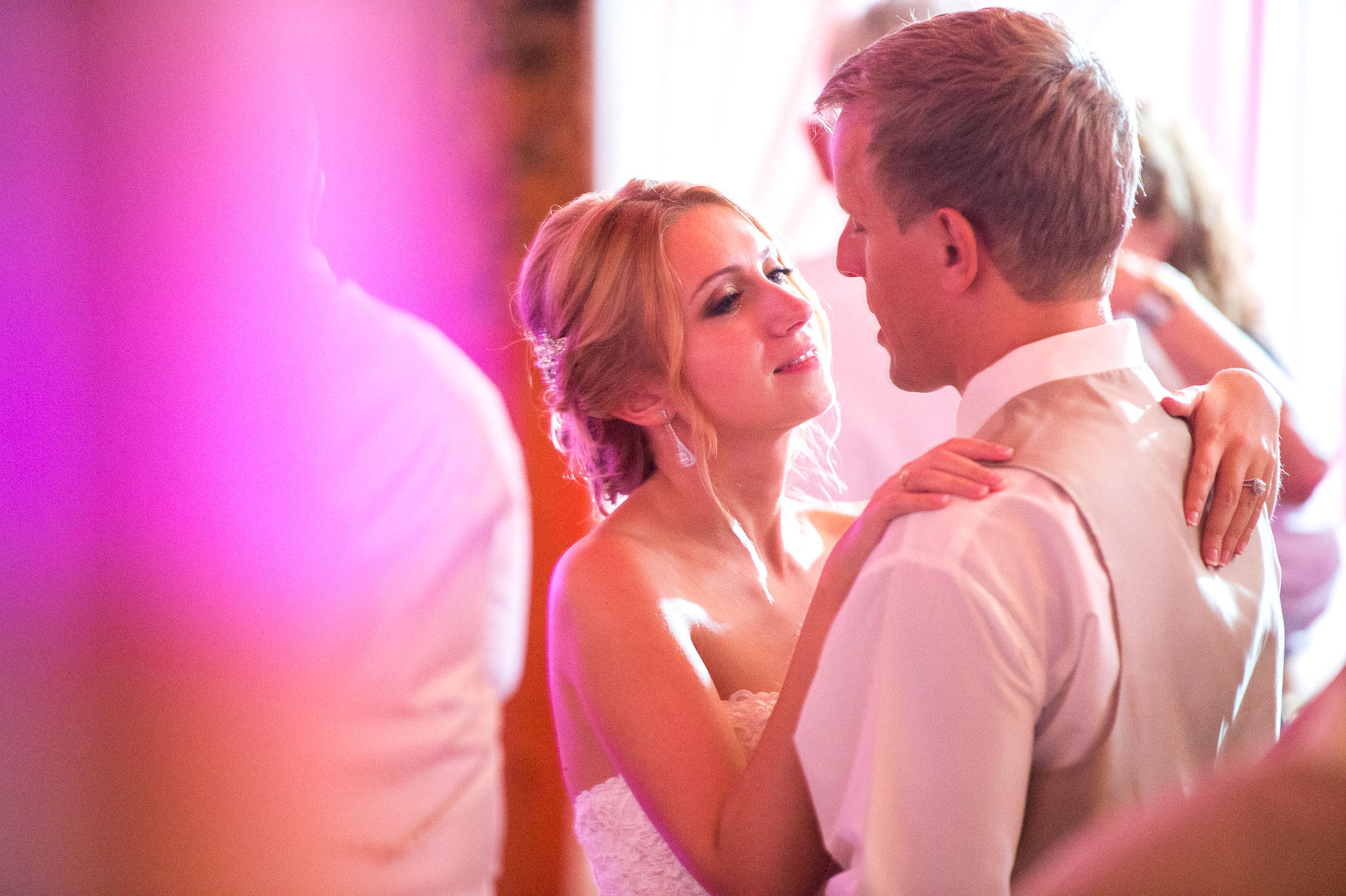 Bride and Groom Dancing Port Orange Wedding | Mark Dickinson